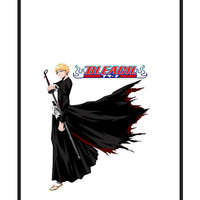 Ichigo bankai form bleach  by Kakashi1100