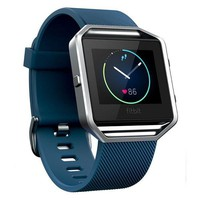 Fitbit Cool Blue Sports Smart Watch