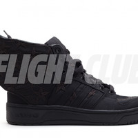 "js wings 2.0 black flag ""asap rocky"" - Jeremy Scott - Adidas - Footwear 