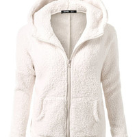 Stylish Hats Hoodies Hot Sale Women's Fashion Tops Jacket [9343062340]