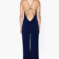 Nasty Gal Trouble Maker Jumpsuit