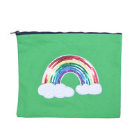 Rainbow Patch Mini Bag