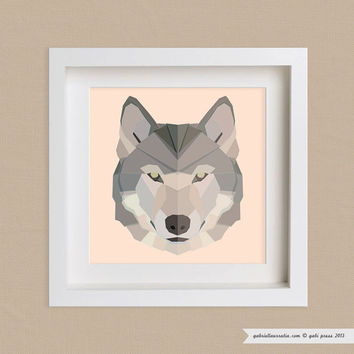 Art Print - Waya Equa, 3 size options