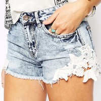New Look Lace Short