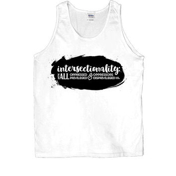 Intersectionality -- Unisex Tanktop