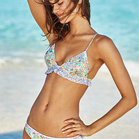 The Ruffle Teeny Triangle Top - Beach Sexy - Victoria's Secret
