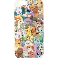 Pokemon Characters iPhone 6 Case