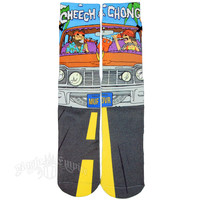 Cheech and Chong Up In Smoke Socks