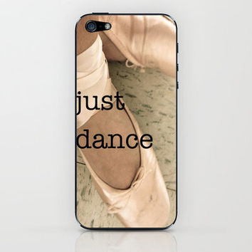 just dance & it will be ok iPhone & iPod Skin by ShiningStar