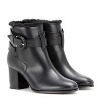 Thornton leather ankle boots