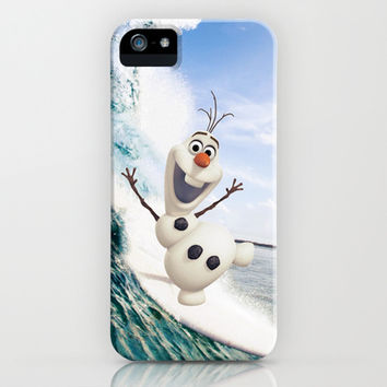 Surf's up iPhone & iPod Case by Ylenia Pizzetti
