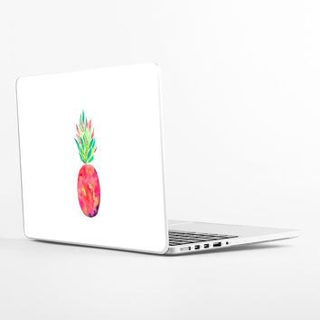 Pineapple Flare Laptop Skin