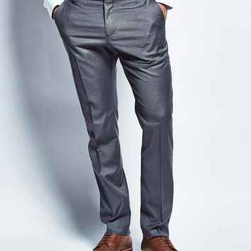 Selected One Mylo Logan Grey Trouser - Look Sharp - Inspiration | Shop for Men's clothing | The Idle Man