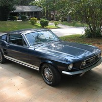 1967 Ford Mustang GT for Sale | ClassicCars.com | CC-545232