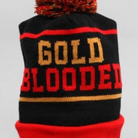 Adapt The Gold Blooded Beanie : Karmaloop.com - Global Concrete Culture