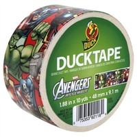 "Avengers Duck® brand Duct Tape 1.88"" x 10 yds"