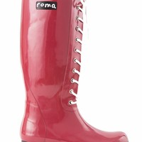 Opinca Claret – Roma Boots: For you. For all.
