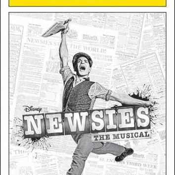 Newsies - Broadway Playbill