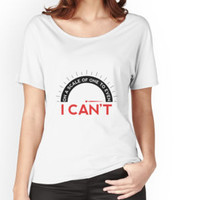One A Scale of One To Even, I Can't T-shirts by funnyclan