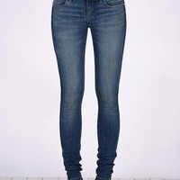 Henry & Belle Embroidered Lila Skinny - Craftsman