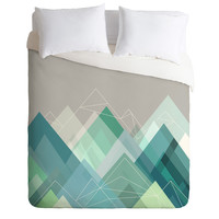 Mareike Boehmer Graphic 107 Y Duvet Cover