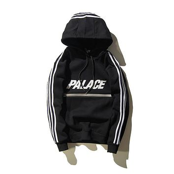 trasher nmd hoodie Reflective 1: 1 fake Men Sweatshirts Letter suprem thrasher hoodies palace men unisex hip hop assassins creed