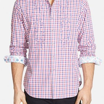 Men's Robert Graham 'Noserider' Classic Fit Sport Shirt,