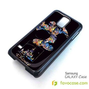 MICKEY MOUSE Samsung Galaxy S2 S3 S4 S5, Mini, Note, Tab Case Cover