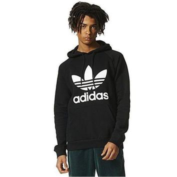 DCCKN6V BLACK Womens Mens adidas Sweater Hoodie