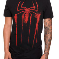 Marvel The Amazing Spider-Man Spray Paint T-Shirt