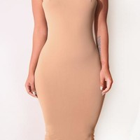 Camel Maxi Tube Dress/Maxi Skirt (fits up to plus) – Babes And Felines | Specializing in Fashionable Staple Pieces for Every Shape and Size
