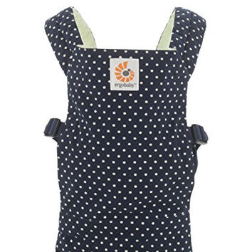 ERGObaby Doll Carrier, Mint Dots
