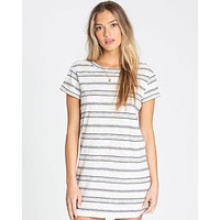 Billabong - Coast to Coast Dress | White Cap