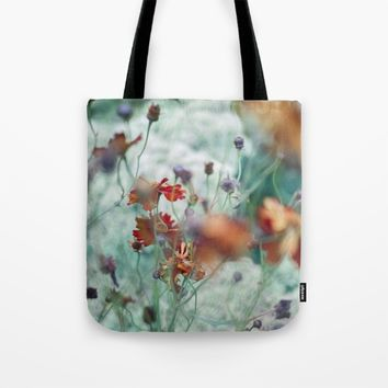 Autumn Tote Bag by Eugenie