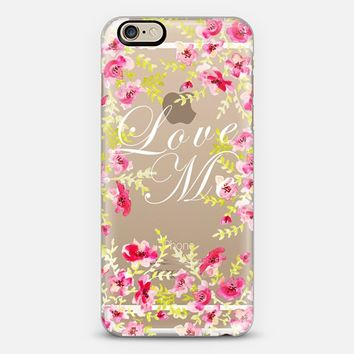 LOVE ME #1 iPhone 6 case by Yinling Chang | Casetify