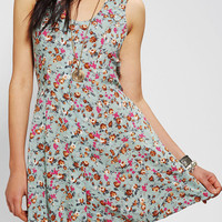 Urban Renewal Tie-Back Dress