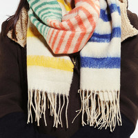 Urban Outfitters - BDG Blanket Stripe Scarf