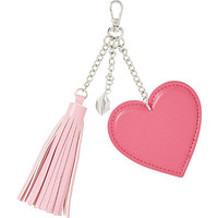 Heart of Courage Tassel Keychain | Ulta Beauty