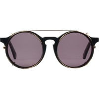Gloss Black Matahari Sunglasses