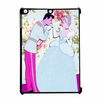 Cinderella Floral Party iPad Air Case