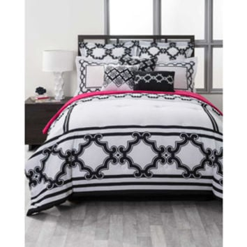 Walmart: Style Nest Stellar Bed-in-a-Bag 10-Piece Bedding Set