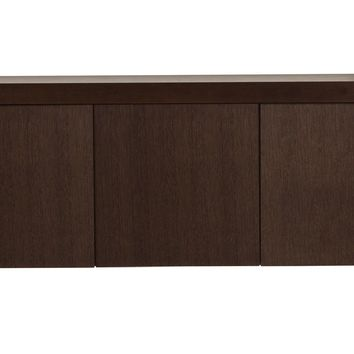 kobe 3 door sideboard chocolate  number 1