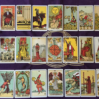 21 Card Life Spread, Past, Present, Future Tarot Reading, Accurate and in-depth reading