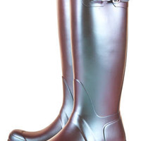 HUNTER Pearlised Wellies - Boots  - Shoes