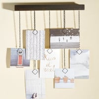 Get the Hang of Decorating Photo Display | Mod Retro Vintage Decor Accessories | ModCloth.com