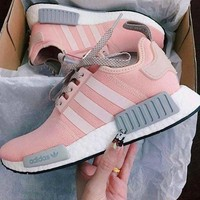 PEAPGE2 Beauty Ticks Adidas Nmd Women Fashion Running Sports Shoes Sneakers