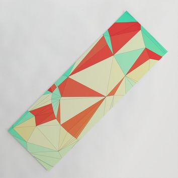 Go Fly a Kite Yoga Mat by duckyb