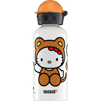 Sigg Water Bottle - Hello Kitty Leopard  - .4 Liters