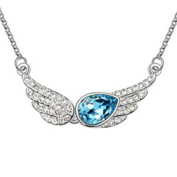 Stylish Shiny Jewelry Gift New Arrival Crystal Necklace [9819388559]