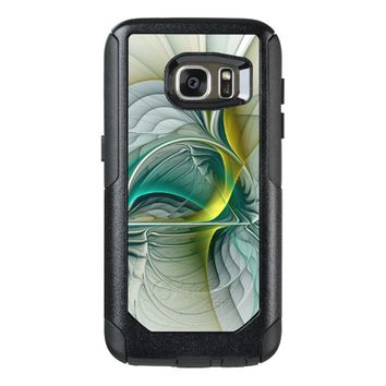 Fractal Evolution, abstract Art OtterBox Samsung Galaxy S7 Case